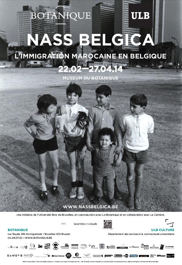 L'immigration marocaine en Belgique