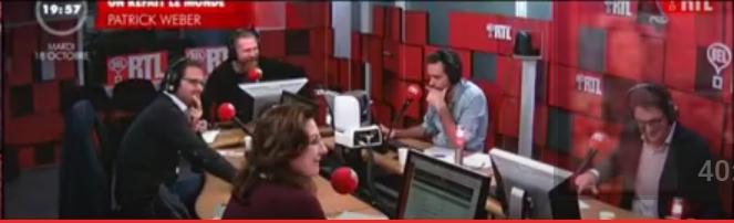 """""""On Refait le Monde"""" sur Bel RTL"""